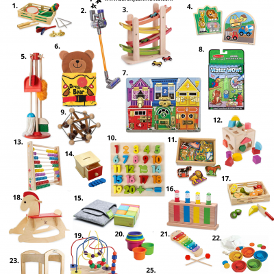 Ultimate Toddler Gift Guide