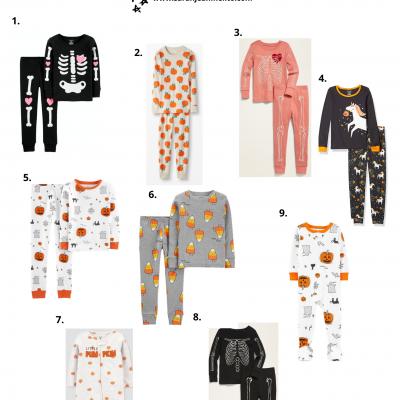 Cutest Kid Halloween Pajamas