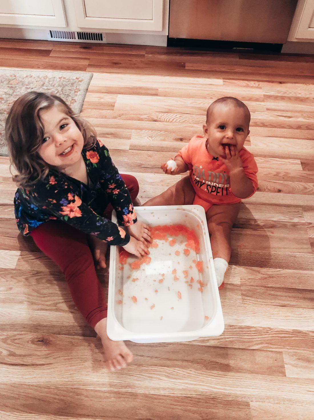 halloween sensory bin ideas for toddlers