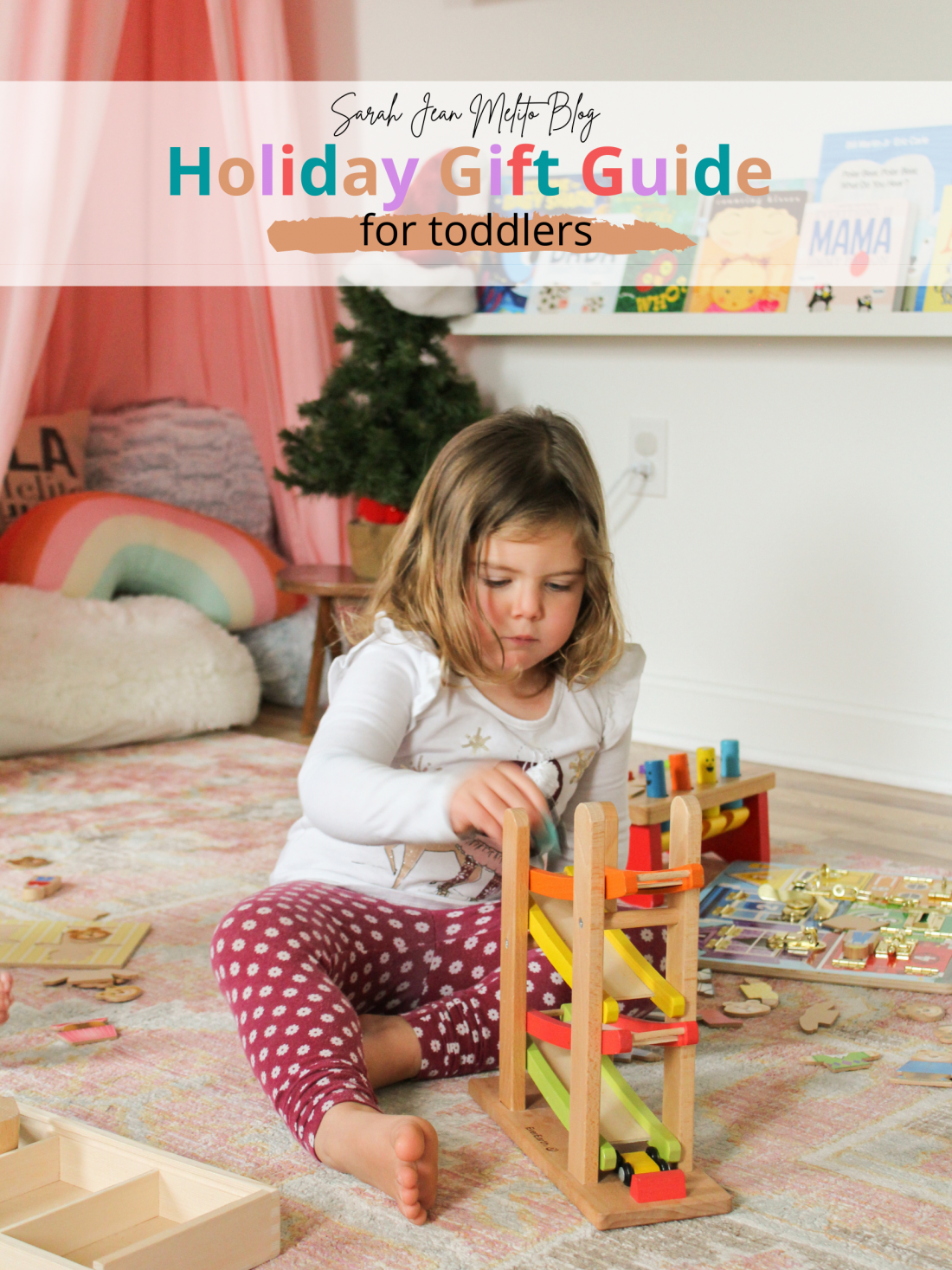 holiday gift guide for toddlers, gift ideas