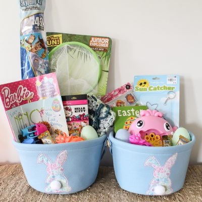 Activity Inspired Easter Baskets